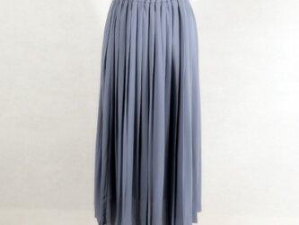 大人のプリーツスカートの画像