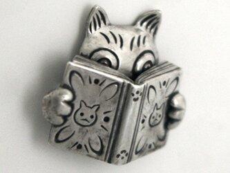 読書猫の画像
