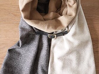 resale▼ three cloth leathrbelt stole <A>の画像
