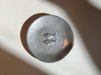 魚の小皿の画像