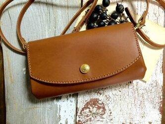 *受注製作*wallet bag (vintagebutton)の画像