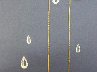 #4 時雨(しぐれ)ピアス Hの画像