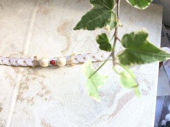 Line*obidome bonbon-ribbon-Rの画像