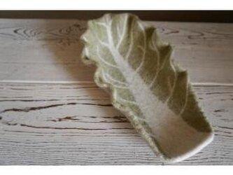 [かっぱさまオーダー品]仙台白菜のトレイの画像