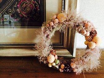pink wreatheの画像