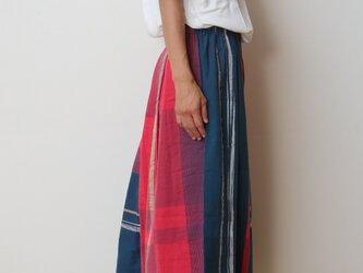 【NEW】wide pants short cottonの画像