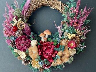 Natural wreath IVの画像