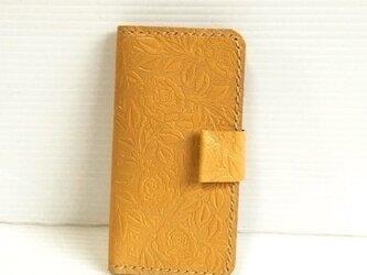 手帳型iPhoneケースの画像
