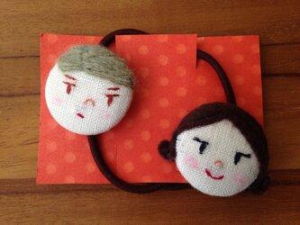髪飾り2の画像