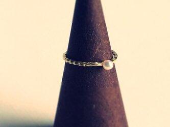 Nejineji Pearl Ringの画像