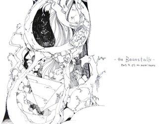 [ウッドパネル] the Beanstalkの画像