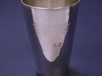 銀製 タンブラーの画像
