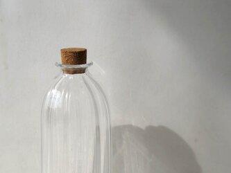 コルク栓の瓶の画像