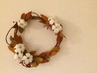 Winter wreatheの画像