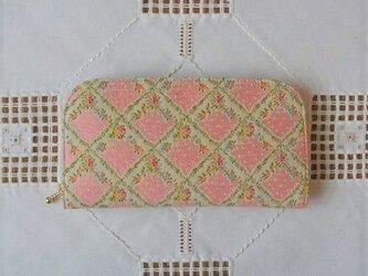 再販:長財布(ゴブラン織り)の画像