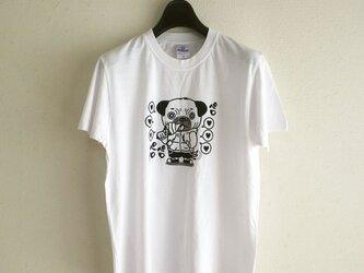 いぬ吉 ペロTシャツ Mサイズの画像
