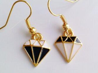 モノクロダイヤモンドの画像