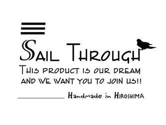 【 SAIL THROUGH 】フィッティングサービスの画像