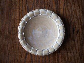 ケーキ皿 キャラメル色の画像