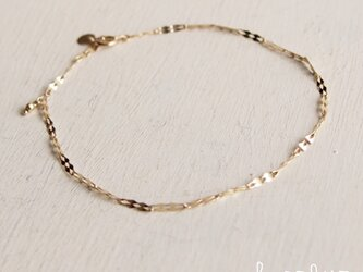 【再販】- K10 - Square Braceletの画像