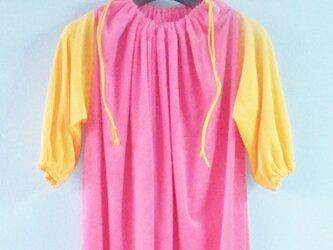 巾着パジャマの画像