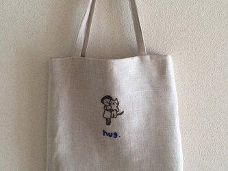 おさんぽバッグ hugの画像