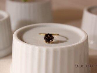bouquet「スモーキークォーツ」※訳有り品の画像