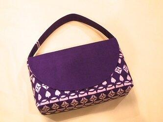 和のハンドバッグ  の画像