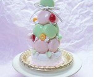 送料無料!!資材 PETゴールドケーキトレー 丸型の画像