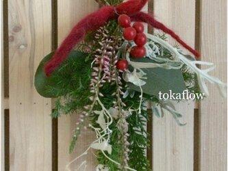 toka*minimini winter fragranceスワッグ #93の画像