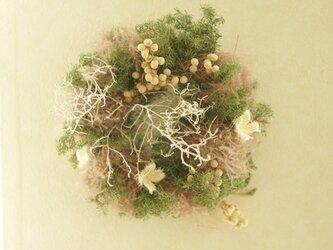 ほっこり♡ simple wreathの画像