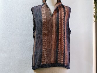 草木染手織りno.27の画像