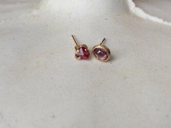 K10 Spinel Asymmetry pierceの画像