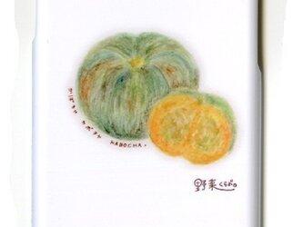iphoneケース 野菜くらぶ。  ほかほか かぼちゃ iphone6 iphone6s スマホケースの画像