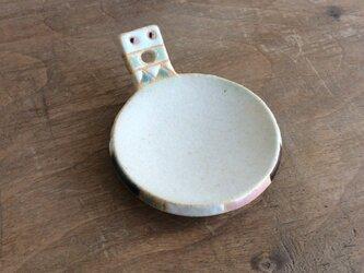取っ手付き豆皿(No.217)の画像