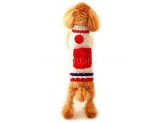 【犬セーター】わん・ポケットセーター〔#299〕の画像