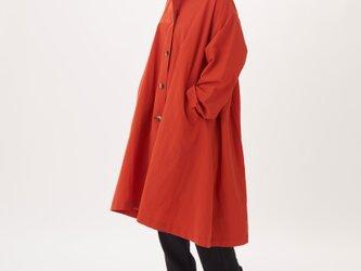 風よけコート 裾フレアー          ..3071の画像