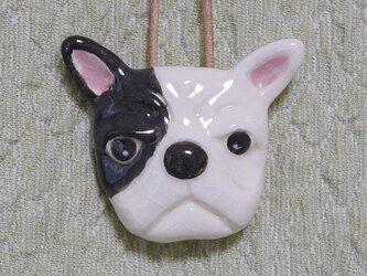 犬(ペンダント)の画像