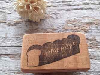 1025山型パン HOMEMADEの画像