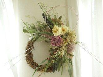 お正月にも。。wreathの画像
