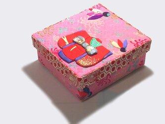 飾り箱 - kimono 羽根 -の画像