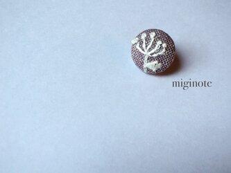 *ピンクッション*小さい小さい刺繍ブローチ の画像