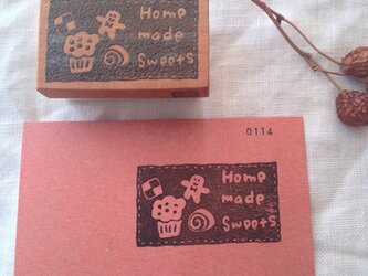 0114 Homemade sweets【OUTLET】の画像