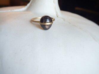 K10 Sapphire Ringの画像