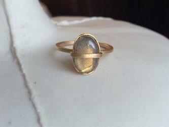 K10 Labradorite Ringの画像