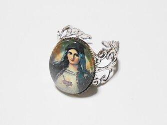 聖母マリア様のリングの画像