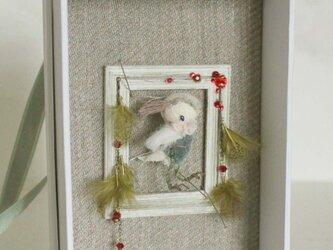 「鳥と宝石」ーメジローの画像