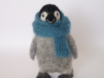 【K様オーダー品】ペンギンの赤ちゃんの画像