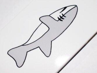 サメさんどーんっ!iPhoneケースの画像