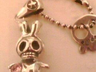 rabbit skullの画像